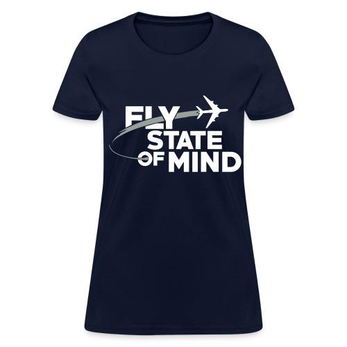 Momentum FlyStateOfMind Womans Reg-Neck - Women's T-Shirt