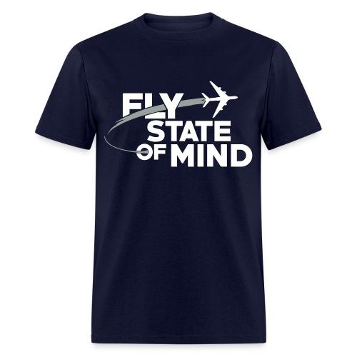 Momentum FlyStateOfMind Mens T-Shirt - Men's T-Shirt