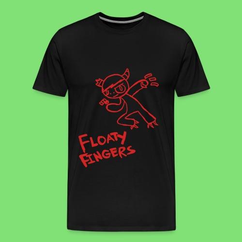 Floaty Fingers - Men's Premium T-Shirt