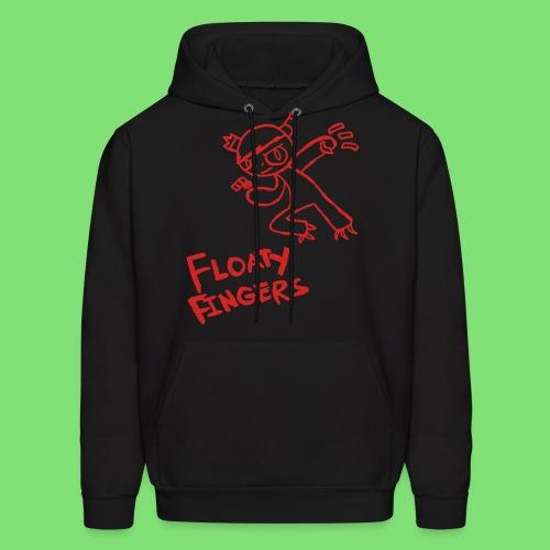 Floaty Fingers Hoodie - Men's Hoodie