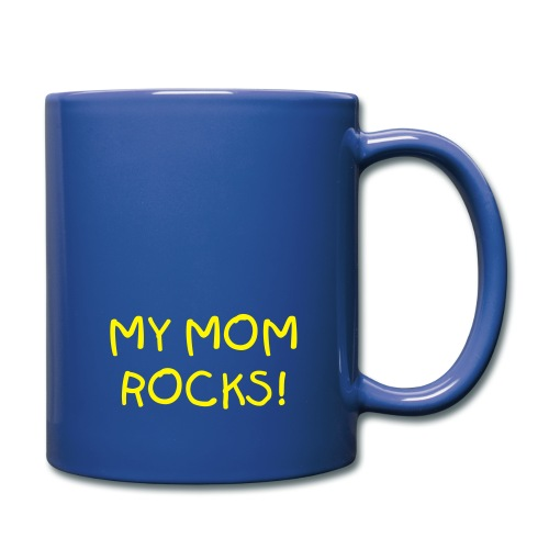 Mom is so cool - Full Color Mug