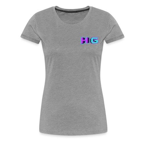 Habits Gaming Women's Fitness Shirt - Women's Premium T-Shirt