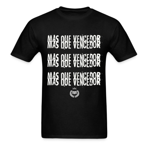 Mas Que Vencedor - Men's T-Shirt