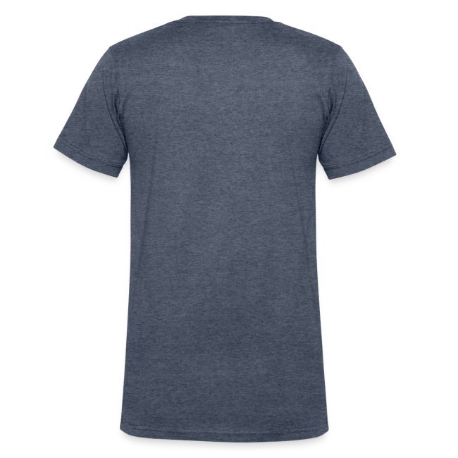 Mens-Vneck-Royalblue-Gold