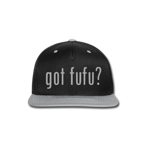 Accessories-- Snapback - Black-Silver Glitz - Snap-back Baseball Cap