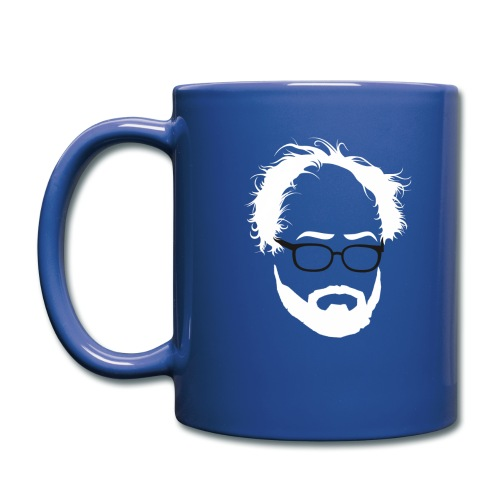 Beards For Bernie Coffee Mug - Full Color Mug