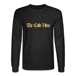 The Cold View - Wires of Woe, Ways of Waste - Album Longsleeve - Men's Long Sleeve T-Shirt