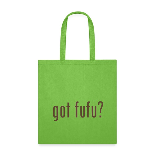 Accessories-Tote Bag--LimeGreen-Chocolate Velvet - Tote Bag