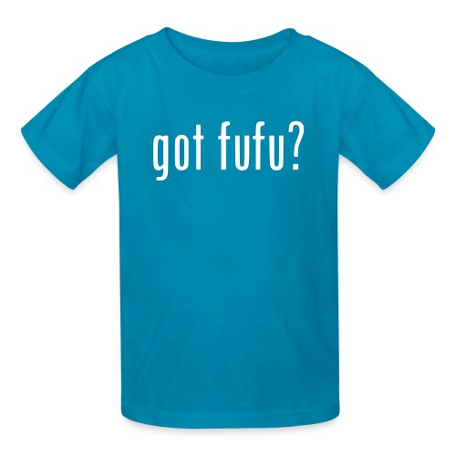 Kids - Tee- LightBlue - White - Kids' T-Shirt