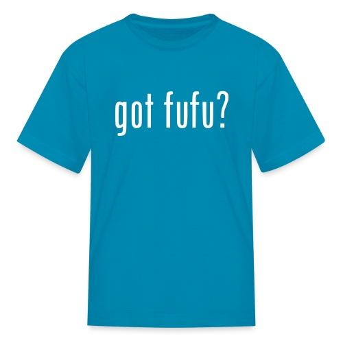 Kids - Tee- LightBlue - White - Kids' T-Shirt