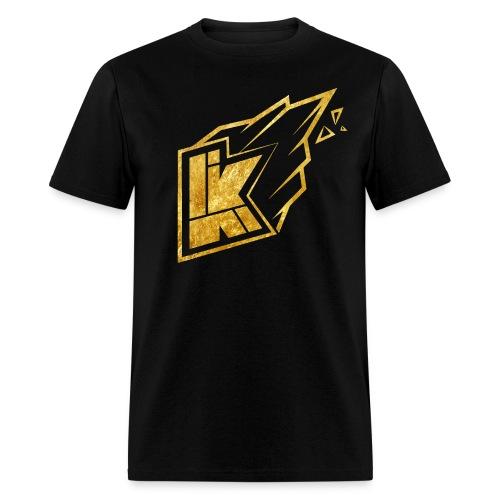 Kwebbelkop GOLD EDITION - Men's T-Shirt