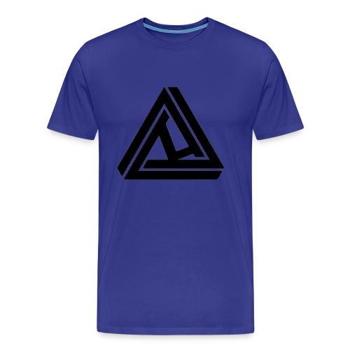 Impossible Triangle Logo Tee - Mens - Men's Premium T-Shirt