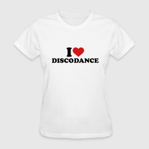 I love Disco dance Women's T-Shirts - Women's T-Shirt