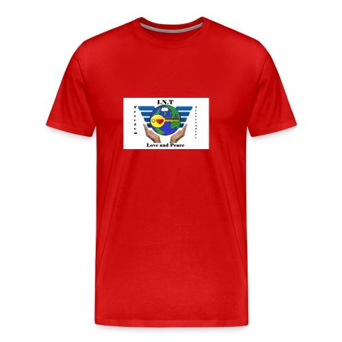int logo - Men's Premium T-Shirt