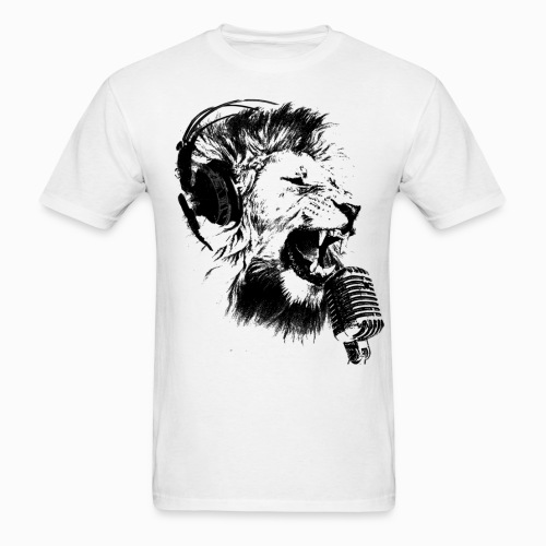 Beast In The Studio Unisex T-shirt - Men's T-Shirt