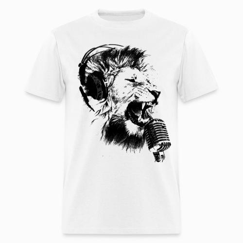 Beast In The Studio Unisex T-shirt - Men's T-Shirt