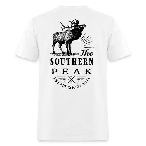 The Moose - Short Sleeve WHITE - Men's T-Shirt