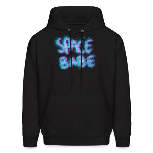 space babe hoodie - Men's Hoodie