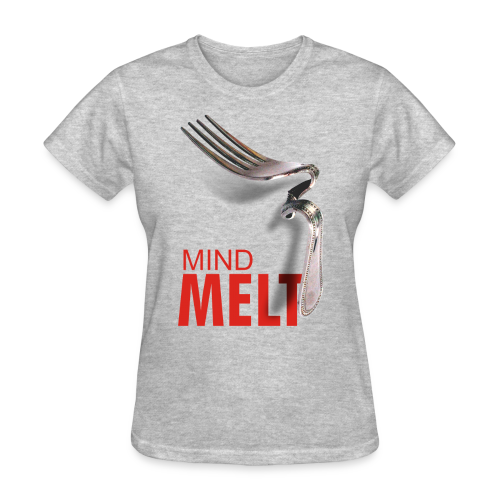 MIND MELT T-Shirt (Womens) - Women's T-Shirt