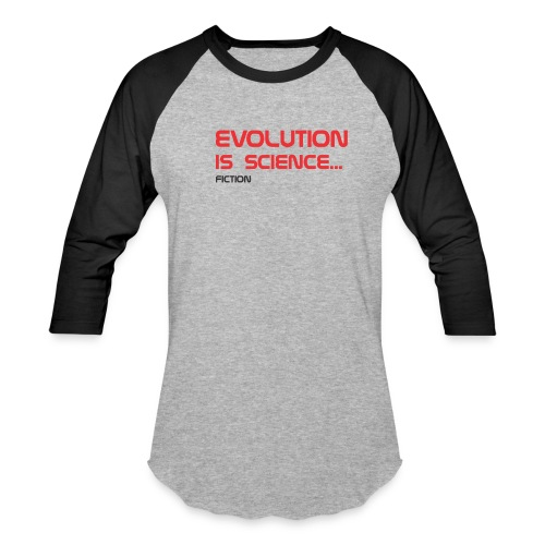 Science Fiction - Baseball T-Shirt