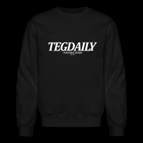 TegDaily Crew Neck - Crewneck Sweatshirt
