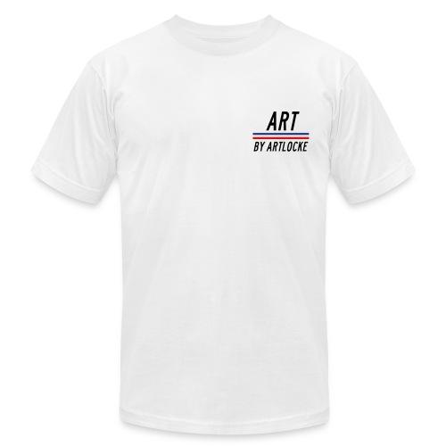 ArtLocke - Title Tee - Men's Fine Jersey T-Shirt