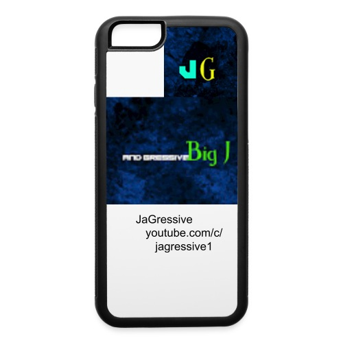 JaGressive Phone case - iPhone 6/6s Rubber Case