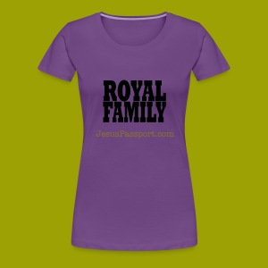 RoyalFamily - Women's Premium T-Shirt