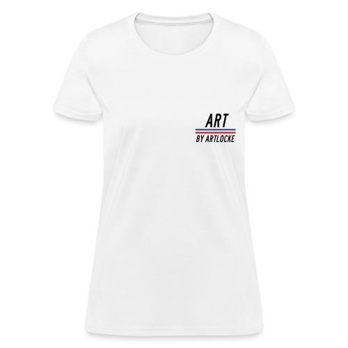 ArtLocke - Title Tee - Women's T-Shirt