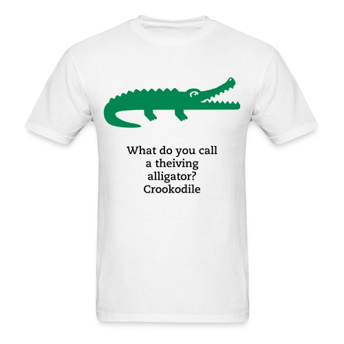 Alligator - Men's T-Shirt