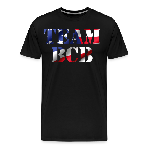 Team BCB Flag Shirt - Men's Premium T-Shirt