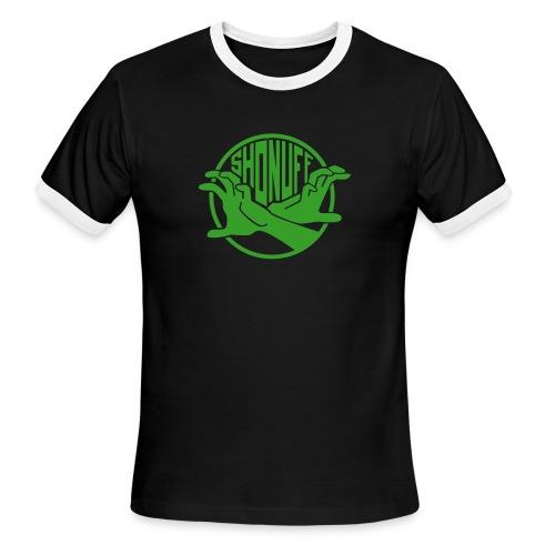 Ninja Sho-Nuff - RMNWT - Men's Ringer T-Shirt