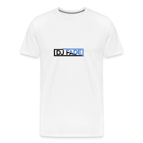 dj fade new shirt - Men's Premium T-Shirt