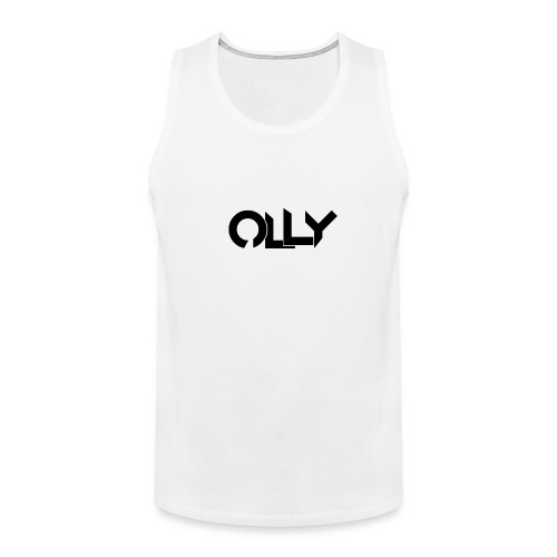 olly new tank top - Men's Premium Tank