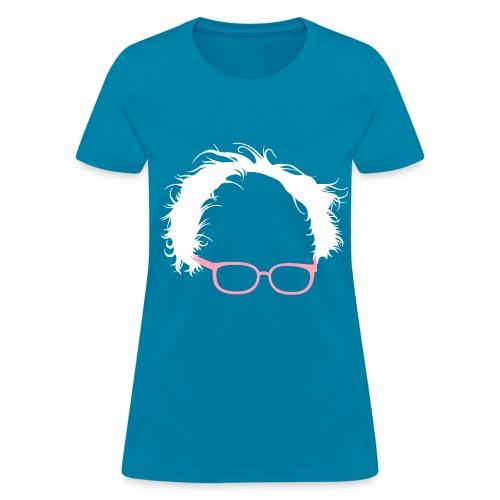 Feel The Bern - Women's T-Shirt