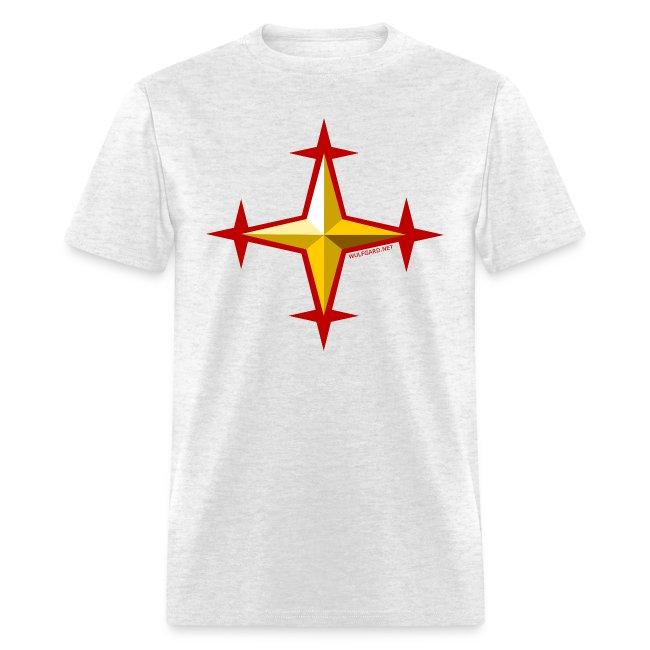 Wulfgard Knights Templar Men's T-Shirt
