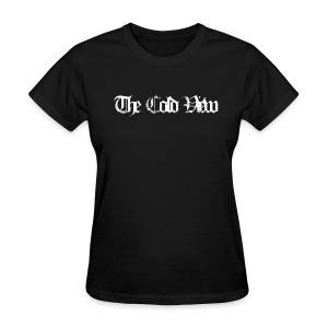 The Cold View - Logo Shirt - Girlie - Women's T-Shirt