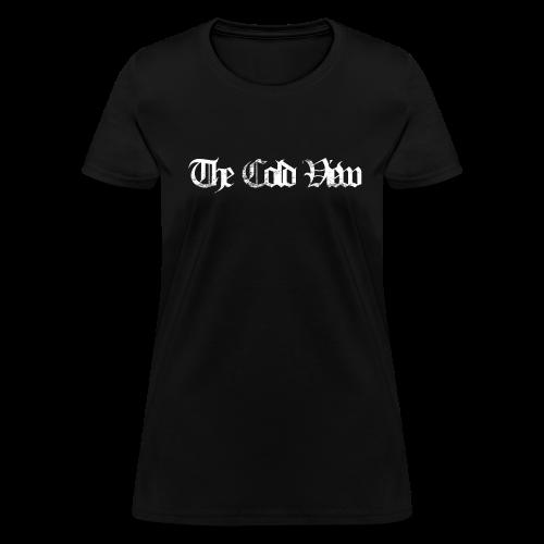 The Cold View - Logo Shirt - Girlie - Women's T-Shirt