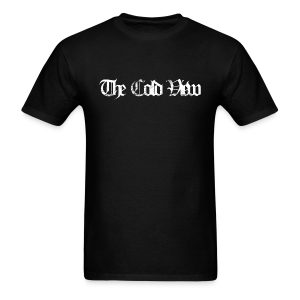 The Cold View - Logo Shirt - Men's T-Shirt