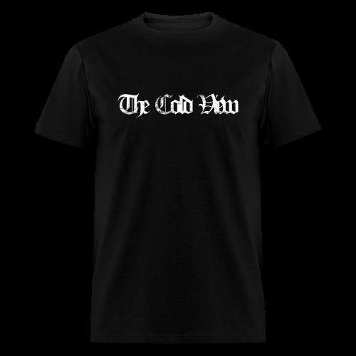 The Cold View - Logo Shirt - Men's T-Shirt