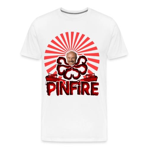 Hydra Print T-Shirt Plain - Men's Premium T-Shirt