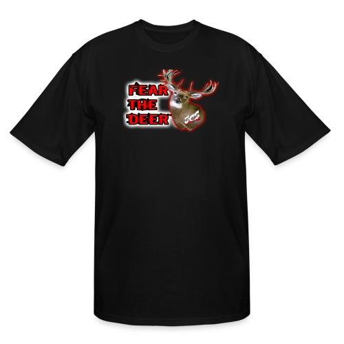 FEAR THE DEER - Men's Tall T-Shirt