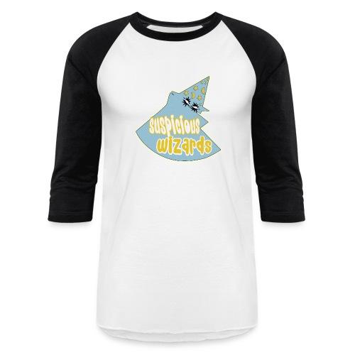 Suspicious Baseball T - Baseball T-Shirt