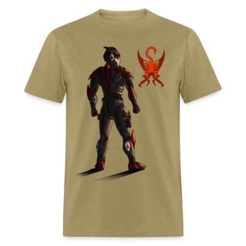 Sunset-Scorpion (SSL) Men's T-Shirt - Men's T-Shirt