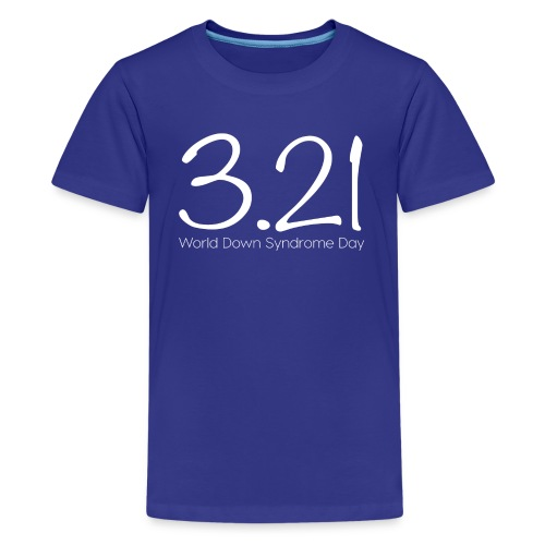 World Down Syndrome Day Kid's Premium Tee - Kids' Premium T-Shirt