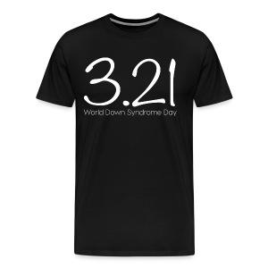 World Down Syndrome Day Men's Premium Tee - Men's Premium T-Shirt