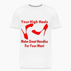 Your High Heels Make Great Handles