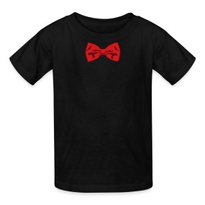 Bow Tie Tee Shirt 2 Color - Kids' T-Shirt
