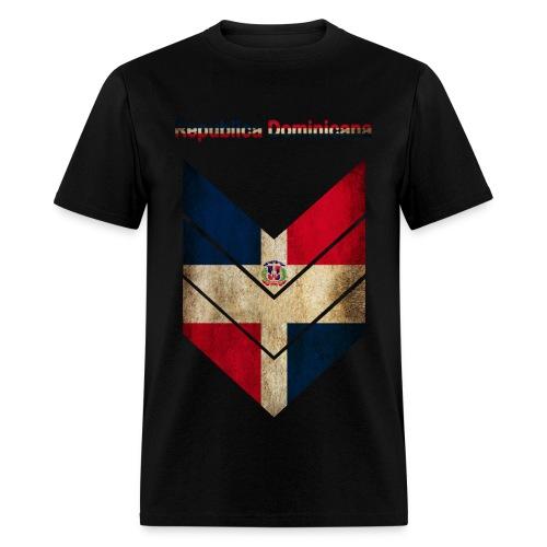 Republica Dominicana - Men's T-Shirt