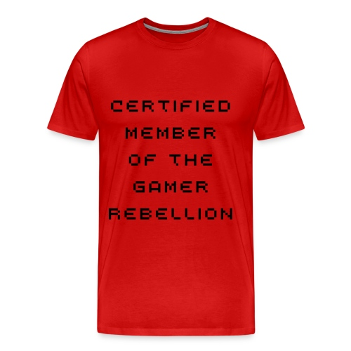 PV Certified Member - Men's Premium T-Shirt
